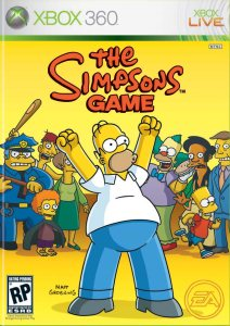The Simpsons Game (2007) [PAL] [ENG] XBOX360