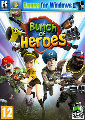 Bunch of Heroes (NGD Studios) (MULTi4/ENG) [RePack]