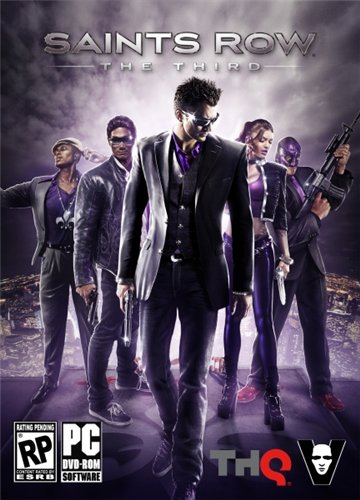 Saint Row: The Third (2011) [RUS]