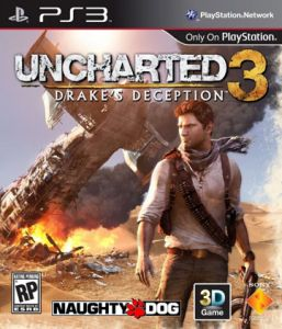 [PS3] Uncharted 3:Drake's Deception [EUR/RUSSOUND/ENG]