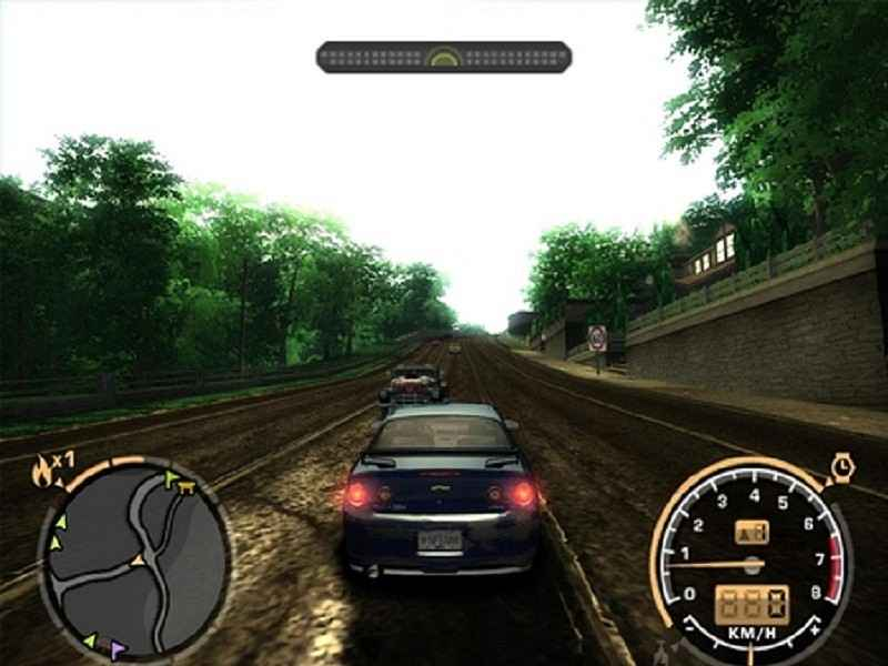 Need For Speed Most Wanted: Unique (2010) PC
