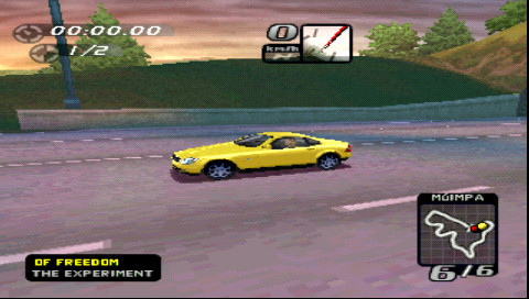 Need for speed: High stakes /RUS/ [PSX]