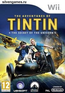 The Adventures Of Tintin (2011) [ENG][NTSC] WII