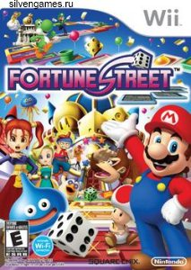 Fortune Street (2011) [ENG][NTSC] WII