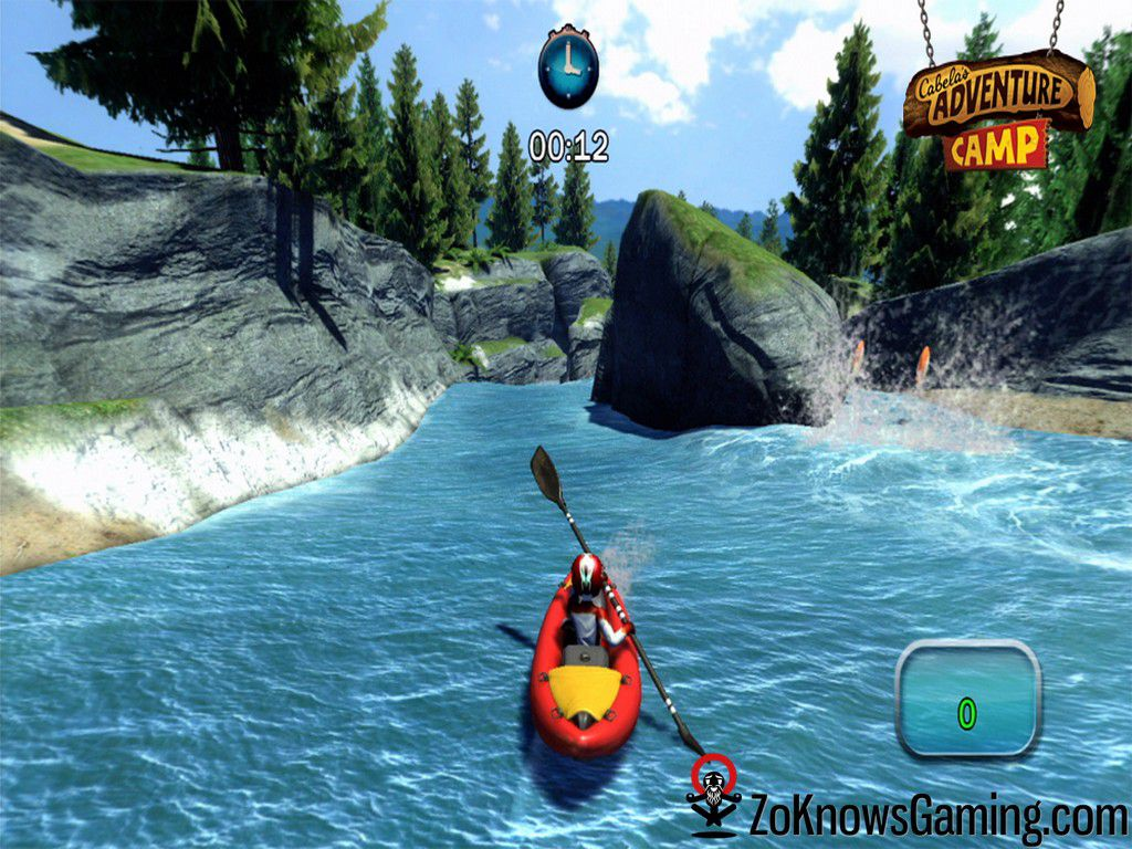 Cabelas Adventure Camp (2011) [ENG][PAL] WII