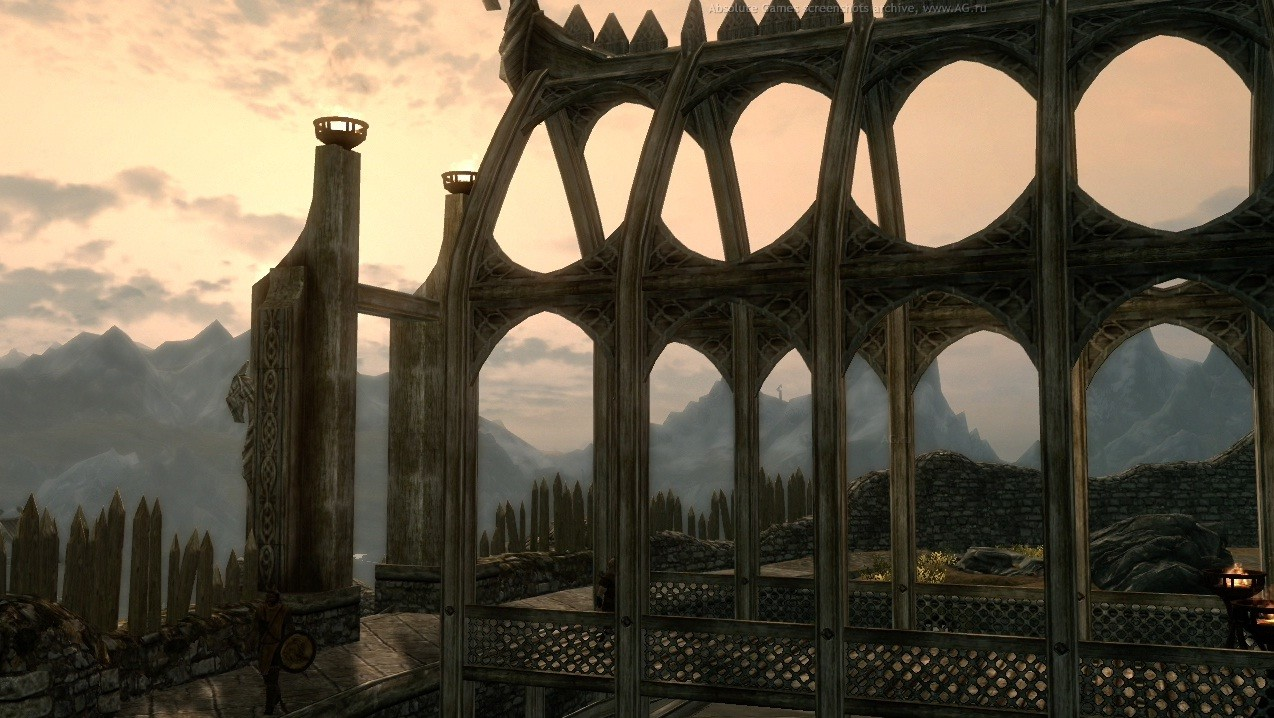 The Elder Scrolls V: Skyrim. HD - Textures [RePack](2011) PC