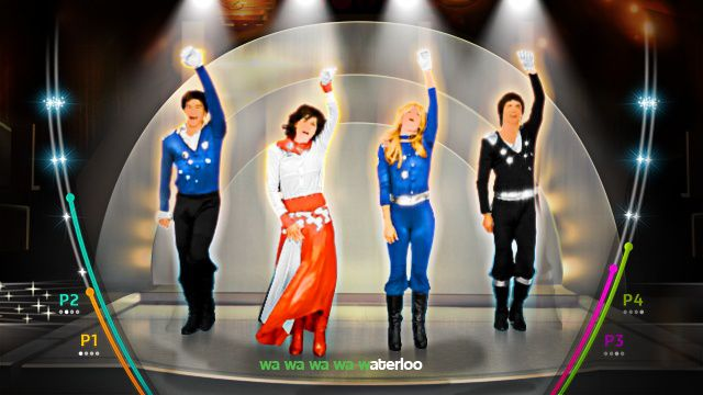 ABBA You Can Dance (2011) [ENG][PAL] WII