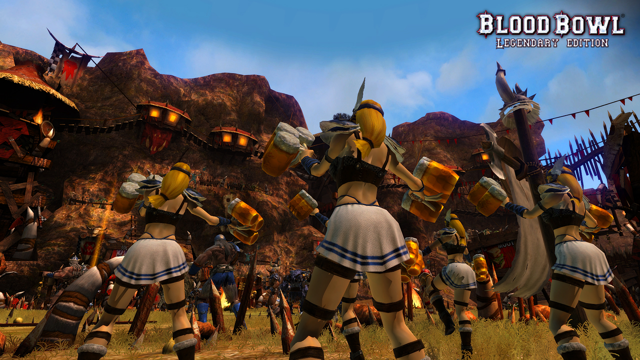 Blood Bowl (2009) [RUS] XBOX360