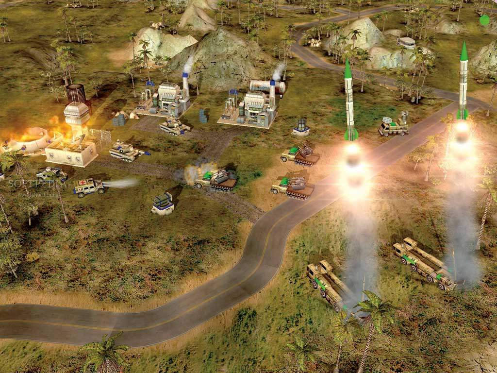 Command and Conquer: Generals Zero Hour (2003) [RUS]