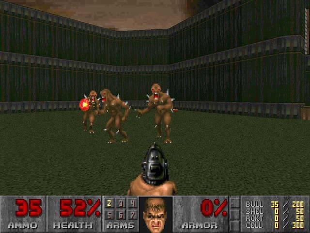Doom - Collector's Edition (2001) PC [ENG]