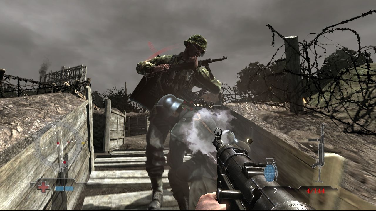 Medal of Honor: Airborne (2007) PC [ENG]