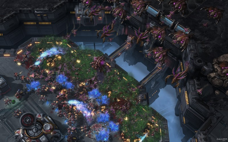 StarCraft 2 - Wings of Liberty + Hearts of the Swarm (RUS/ENG)