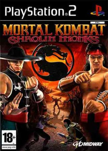 [PS2] Mortal Kombat - Shaolin Monks