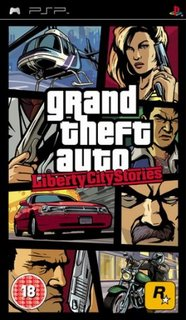 [PSP] GTA: Liberty City Stories [RUS]  2005
