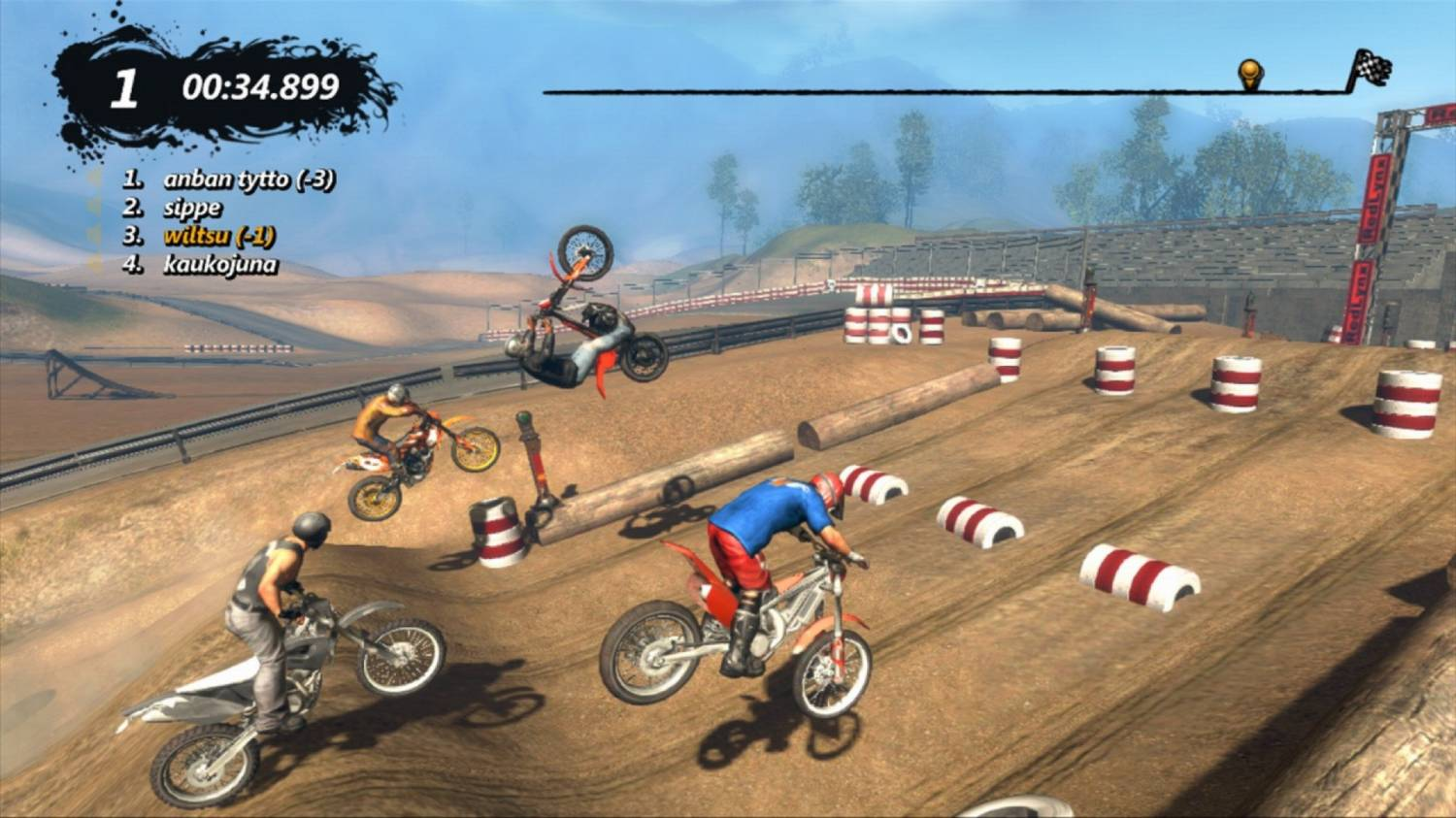Trials Evolution: Gold Edition (2013) PC | RePack от R.G. Механики