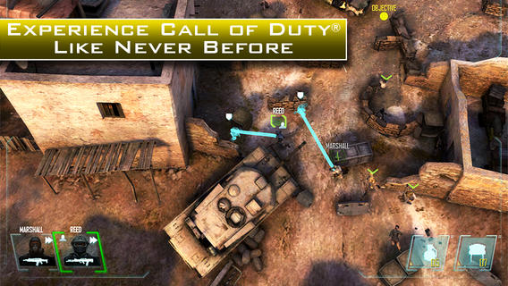 Call of Duty®: Strike Team [ENG][ANDROID] (2013)