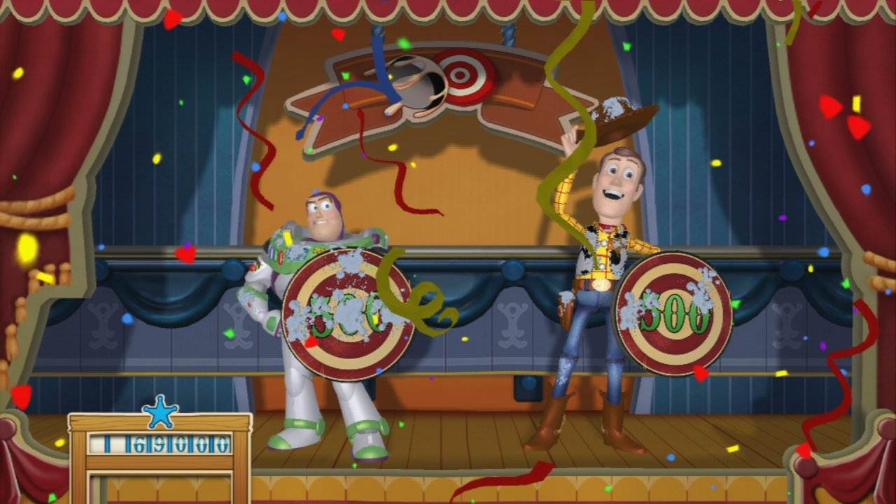 Toy Story Mania (RUS) [PS3]