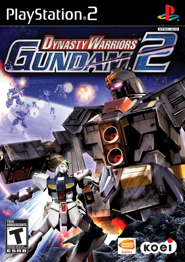 Dynasty Warriors - Gundam 2 (RUS) [PS2]