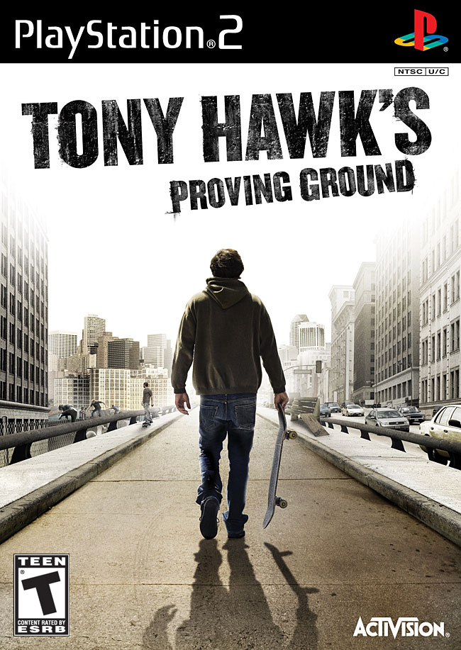 Tony Hawk's Proving Ground (ENG) [PS2]