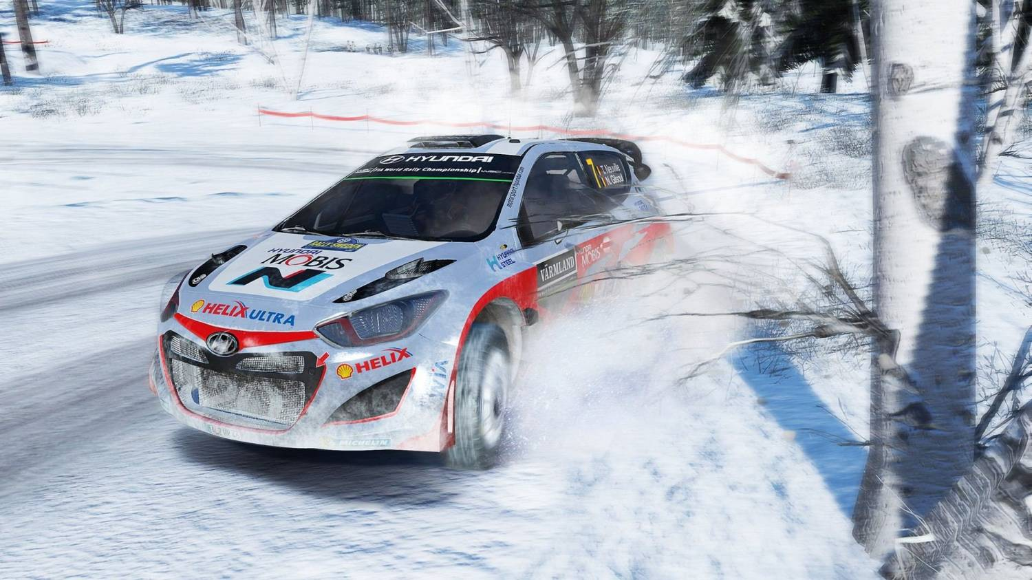 WRC 5 FIA WORLD RALLY CHAMPIONSHIP (2015) PC | Лицензия
