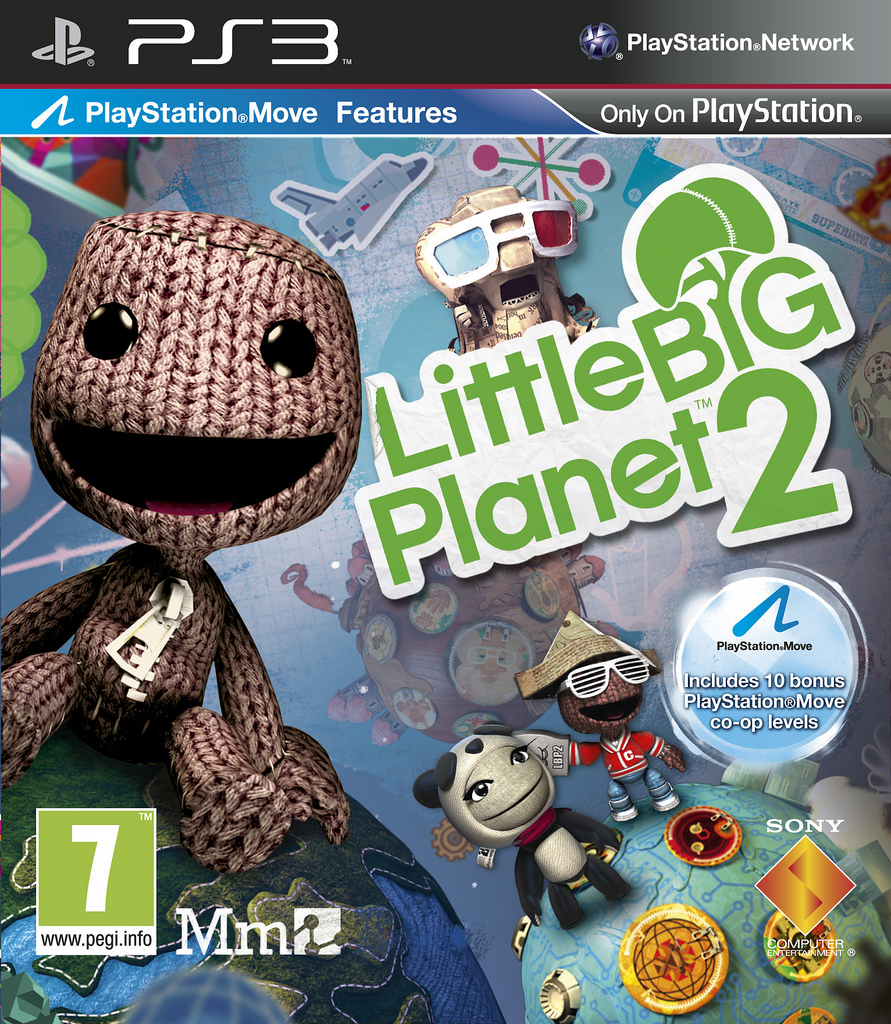 Little big planet 2 ps3 free download.
