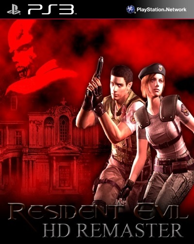 Resident Evil HD Remaster (2014) PS3