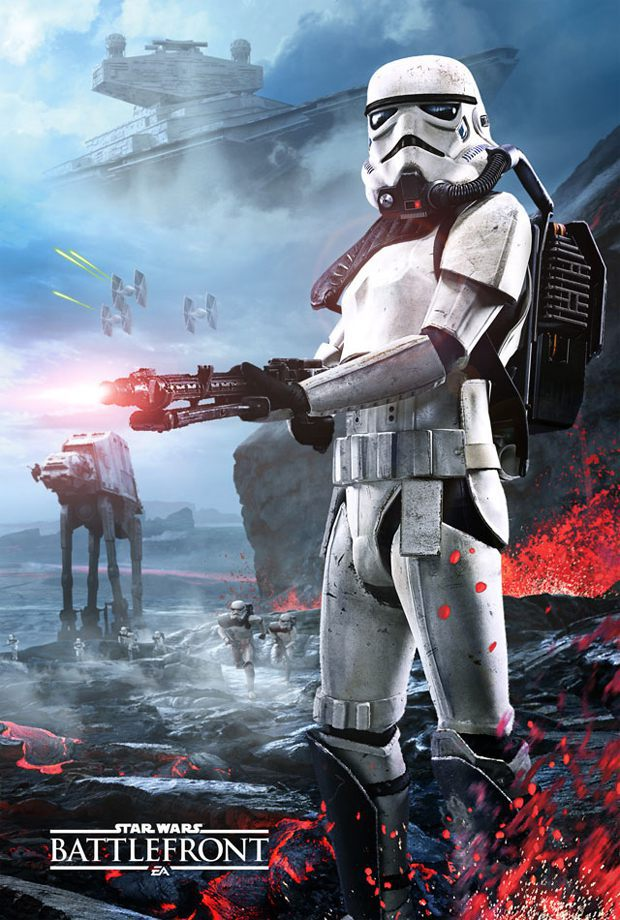 Star Wars: Battlefront Digital Deluxe Edition (2015) PC | RePack