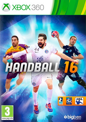 Handball 16 (2015/XBOX360) FREEBOOT