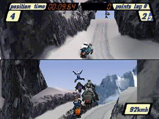 Sled Storm (1999/ENG) PSOne