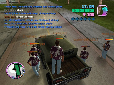 Grand Theft Auto: Vice City Multiplayer (2008)  PC / RePack