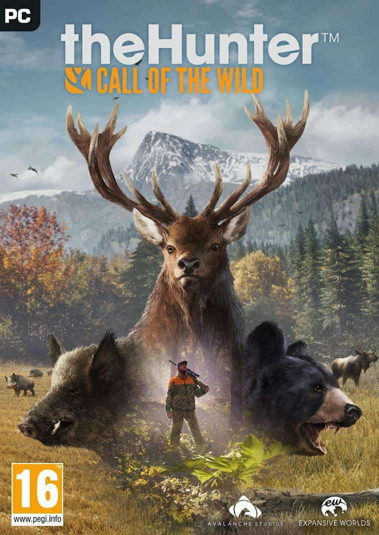 TheHunter: Call of the Wild [v 1.11] (2017)  PC / RePack
