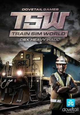 Train Sim World: CSX Heavy Haul (2017) PC / RePack