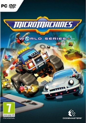 Micro Machines World Series 2017