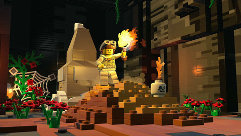 LEGO Worlds (2017)  PC / RePack