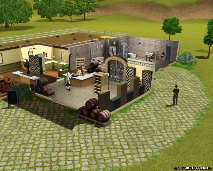 The Sims 3: Deluxe (2009/PC/Русский)