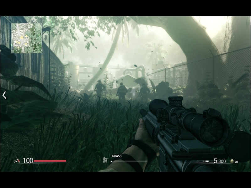 Sniper: Ghost Warrior (2010/PC/Русский)