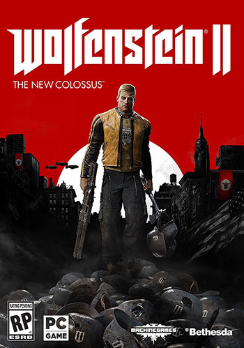 Wolfenstein II: The New Colossus (2017/PC/RePack/Русский)
