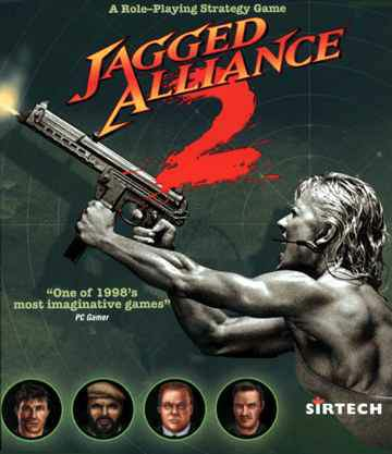 Jagged Alliance 2 (1999) PC / RePack