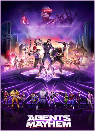 Agents of Mayhem (2017) PC / RePack