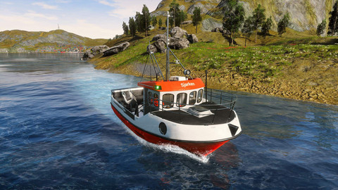 Fishing: Barents Sea (2018) PC / RePack