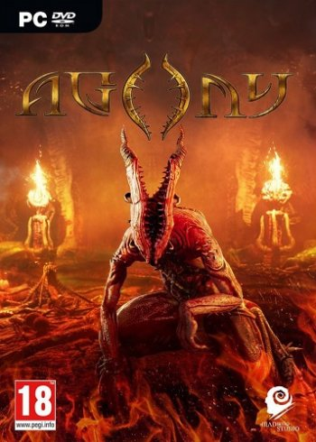 Agony Unrated (2018) (RePack от xatab) PC