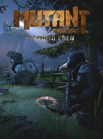 Mutant Year Zero: Road to Eden – Deluxe Edition (2018) PC / RePack