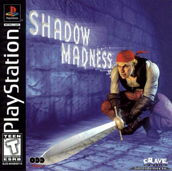 SHADOW MADNESS (РУССКАЯ ВЕРСИЯ)