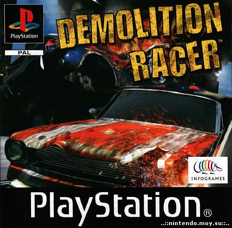 DEMOLITION RACER (РУССКАЯ ВЕРСИЯ)