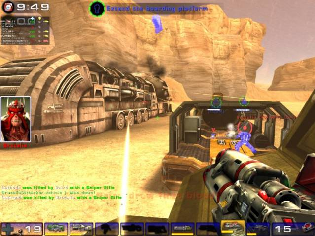 Unreal Tournament 2004 Ludicrous Edition (2004) [RUS]
