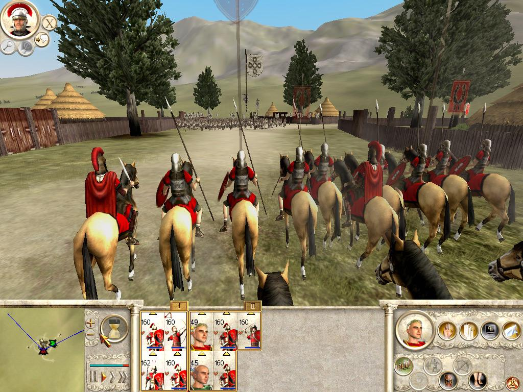 Rome: Total War - Gold Edition [RUS]
