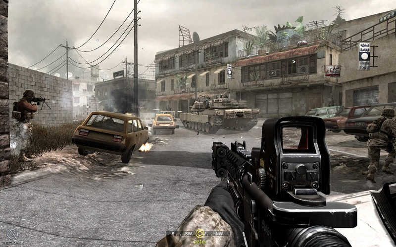 Call of Duty 4: Modern Warfare [RUS]