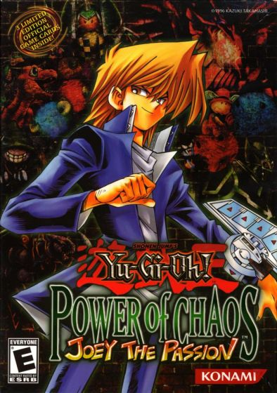 Download Yu Gi Oh! Power of Chaos – Joey the Passion